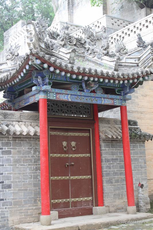 岐山周公庙